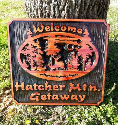Rustic Wood Signs, Cabin Signs, Custom Wood Signs, Personalized Wood Signs, Wood Signs